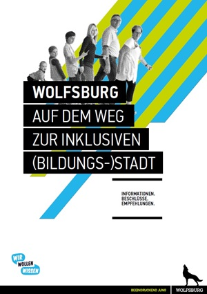 Handbuch Inklusion 2015 Cover