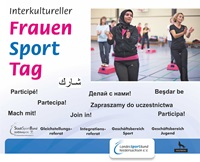 Interkultureller Frauensporttag 2015