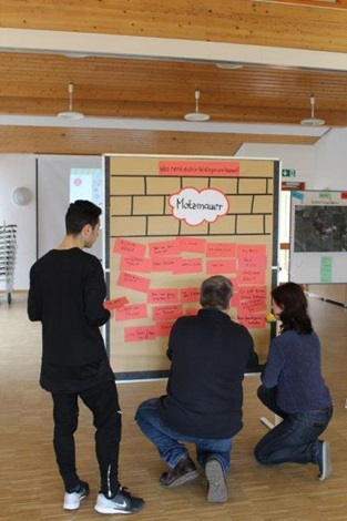 Erstes Jugendforum in Reislingen