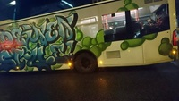 "Der ""Rolling Wall""-Bus"