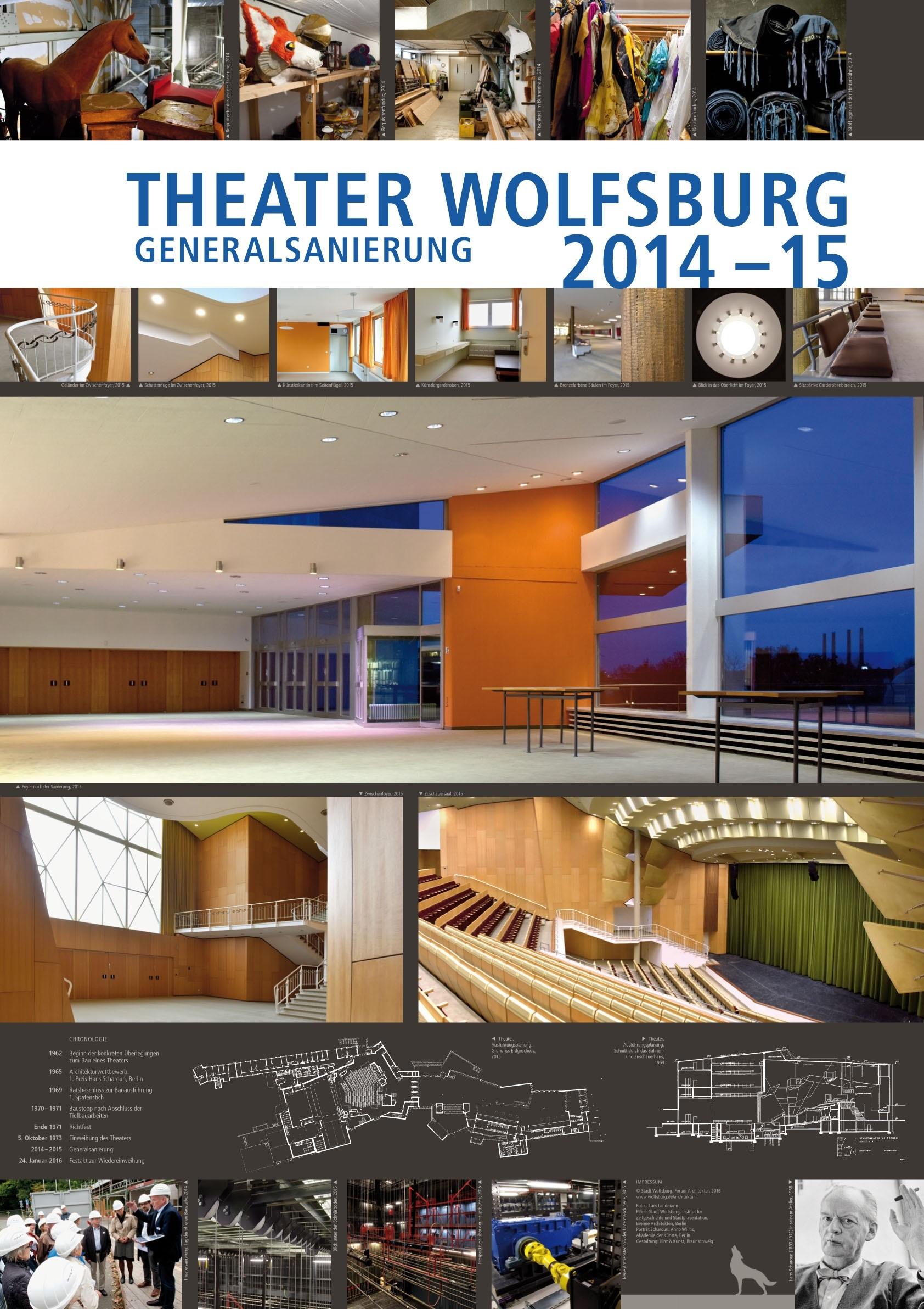 Stadt Wolfsburg Architektur In Wolfsburg