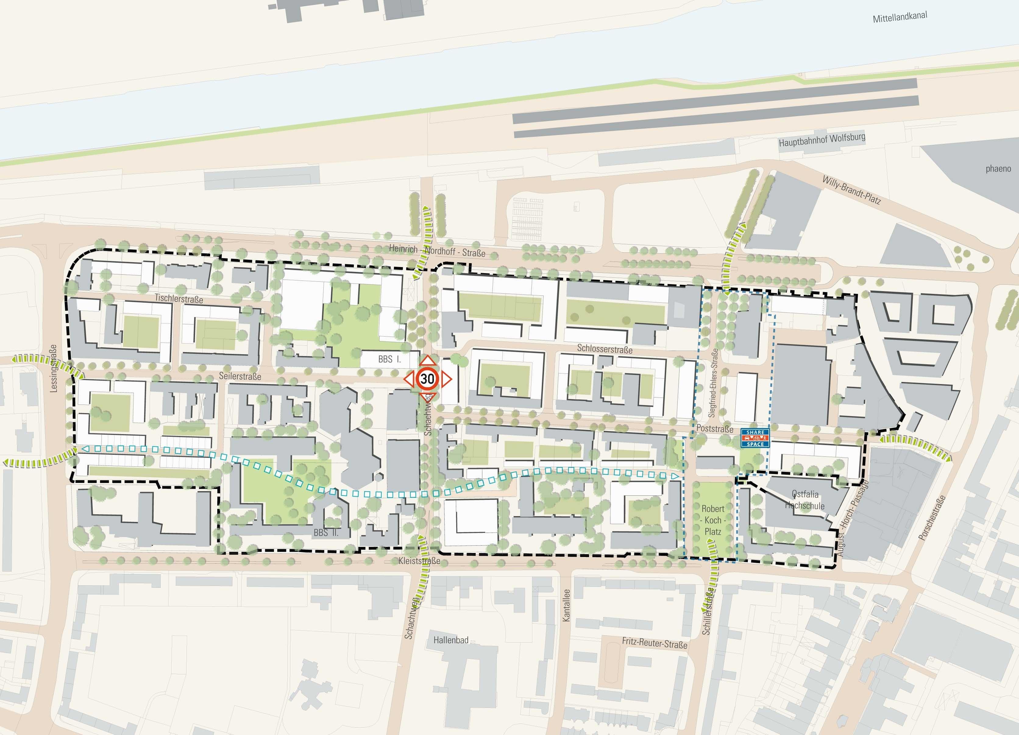 Stadt Wolfsburg Stadterneuerung