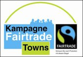 Logo der Kampagne Fairtrade Towns