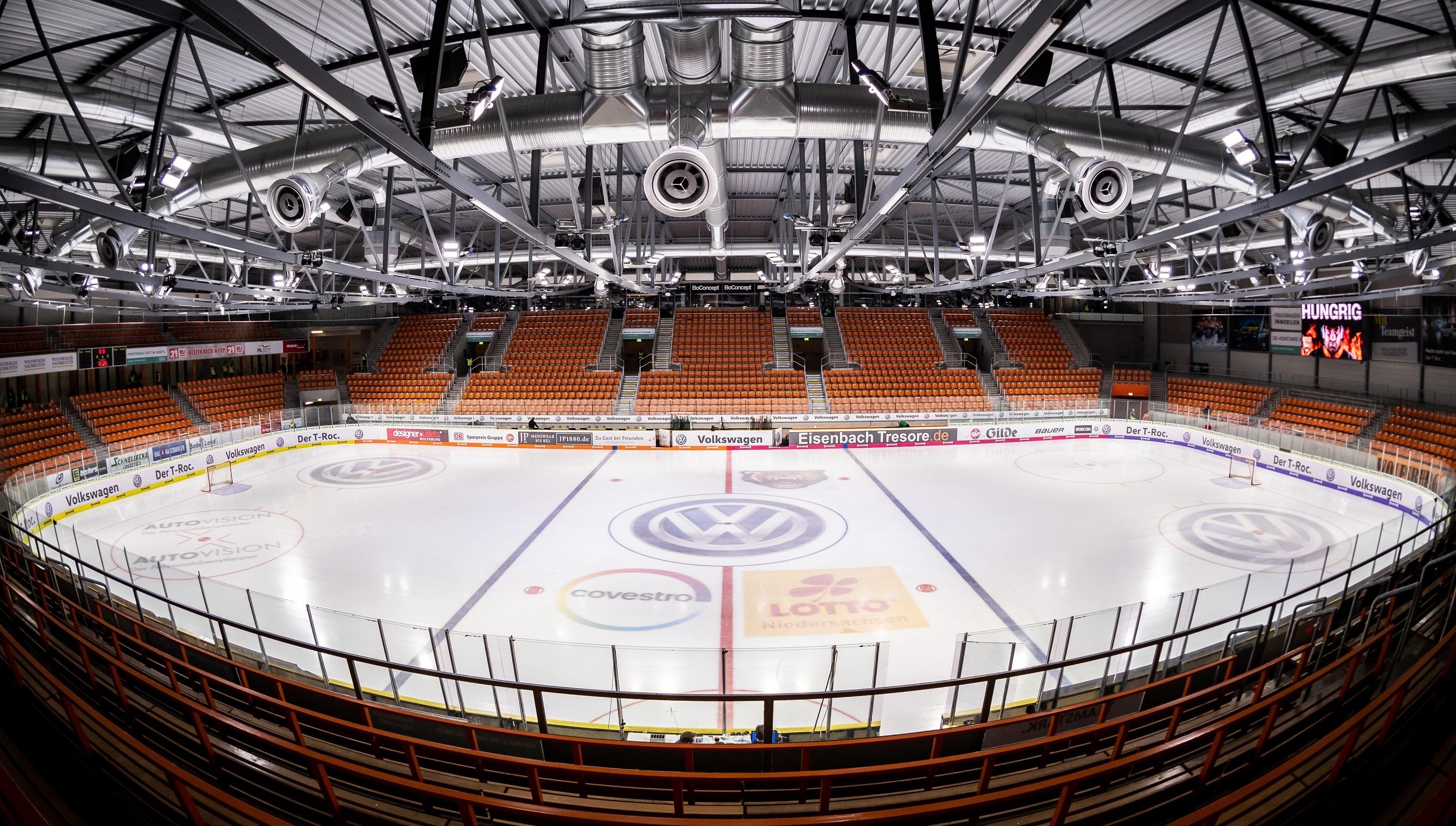 Eishalle Wolfsburg