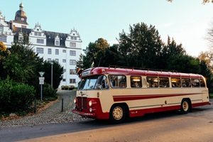 Scania Oldtimer Bus