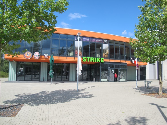 STRIKE Bowling und Eventcenter