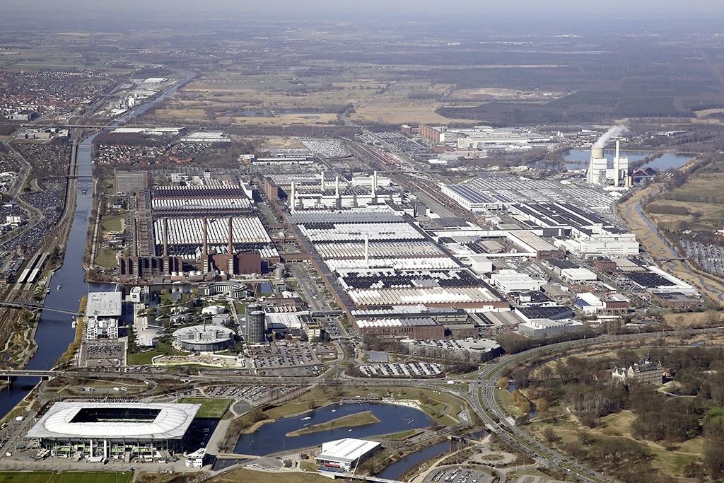 Stadt Wolfsburg Volkswagen Aktiengesellschaft