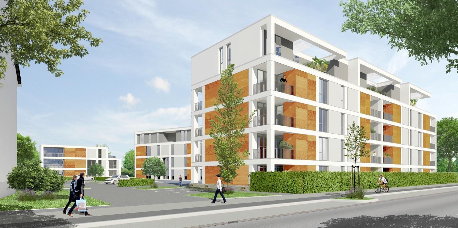 Stadt Wolfsburg - Wohnen am Salzteich